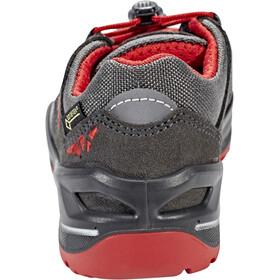Lowa Robin GTX - Calzado Niños - gris/rojo